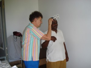 eyeglass clinic in tz