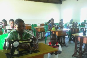 sewing classes in tz