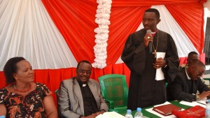 bishop makala giving a speech