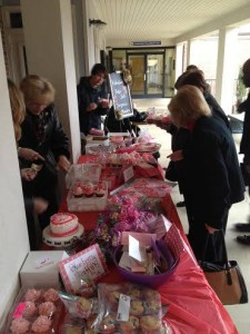 ctk bake sale customers