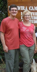 Mike and Cindy Jurgensen