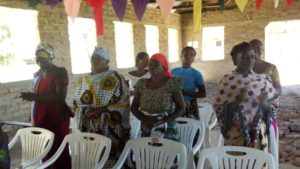ministering to widows